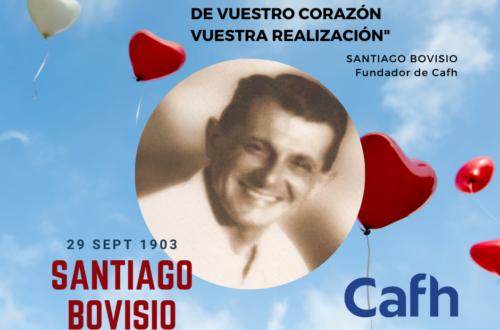 Aniversario de Santiago Bovisio